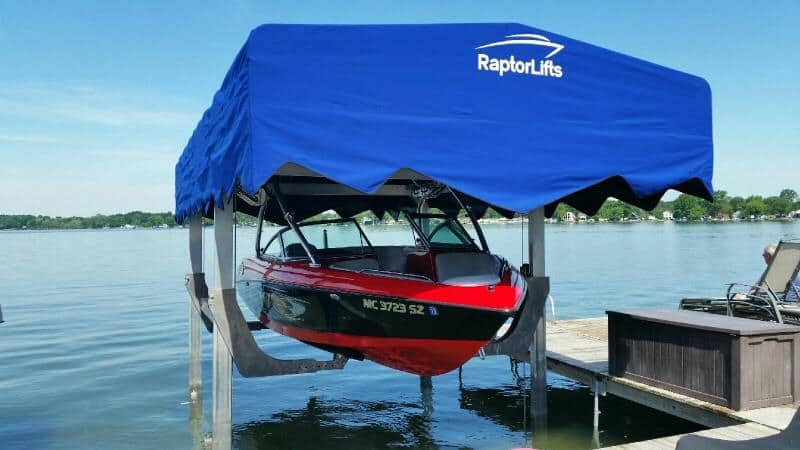 Raptor Lift Water Boat Lift-min